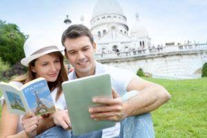 Créer des cartes d'information pour les touristes