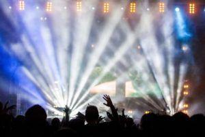 Ouvrir un site de musique