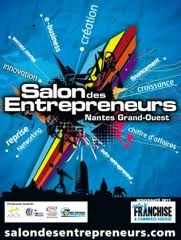 Rendez-vous au Salon des Entrepreneurs du Grand Ouest