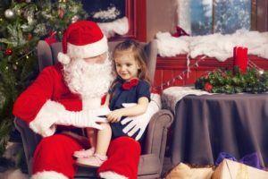 Monter une entreprise de Père Noël à domicile