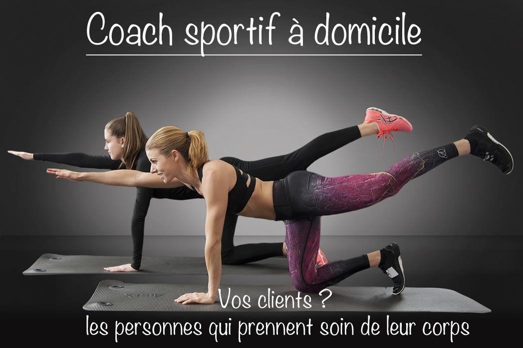 Devenez coach sportif à domicile