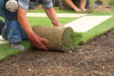 jardiner à domicile