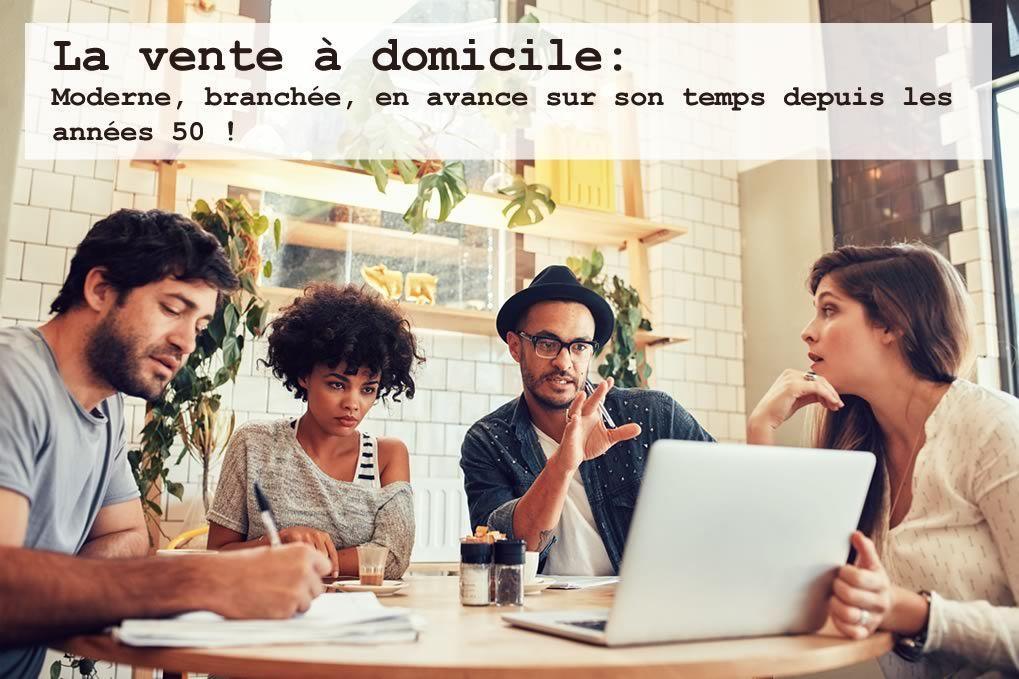 Comment réussir en période de crise grâce au travail à domicile (VDI) (French Edition)