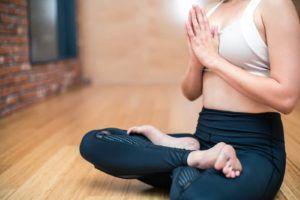Créer son studio de yoga à domicile