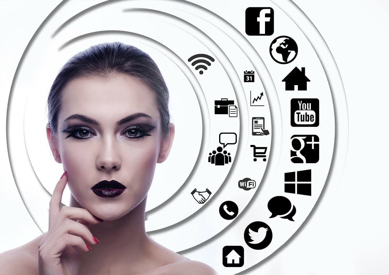 Femme et réseaux de communication