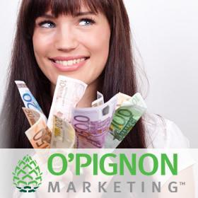 Opinion marketing